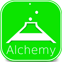 Run desktop app Alchemy online