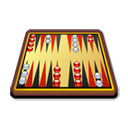 Run desktop app Backgammon online