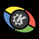 Run desktop app Blinken online