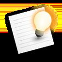 Run desktop app Calligra Braindump online