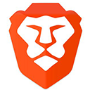 Run desktop app Brave online