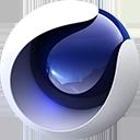 Run desktop app Cinema 4D online