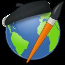 Run desktop app Drawpile online