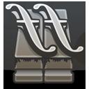 Run desktop app FontForge online