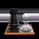 Run desktop app Chess online