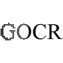 Run desktop app GOCR online