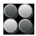 Run desktop app iagno online