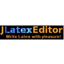 Run desktop app JLatexEditor online