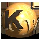 Run desktop app KLayout online