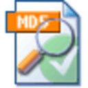 Run desktop app Md5Checker online