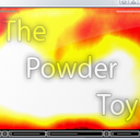 Run desktop app The Powder Toy online