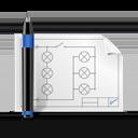 Run desktop app QElectroTech online