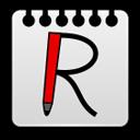Run desktop app ReText online