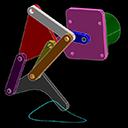 Run desktop app SolveSpace online