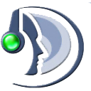 Run desktop app TeamSpeak online