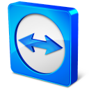 Run desktop app TeamViewer online