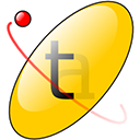 Run desktop app Textadept online