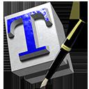 Run desktop app TeXworks online