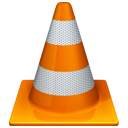 Run desktop app VLC media player online