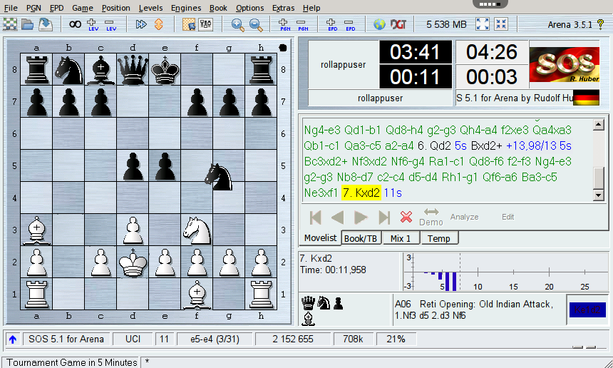 Arena Chess Online – rollApp