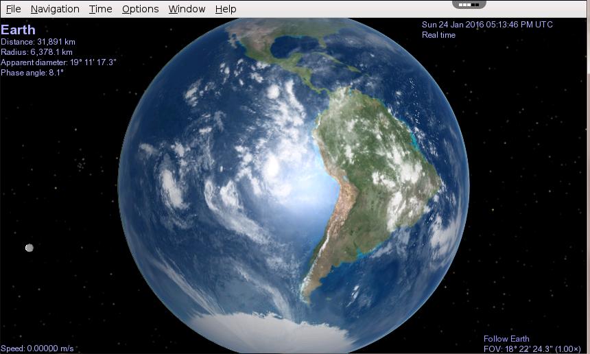 Celestia Online - 3D Space Simulator – rollApp