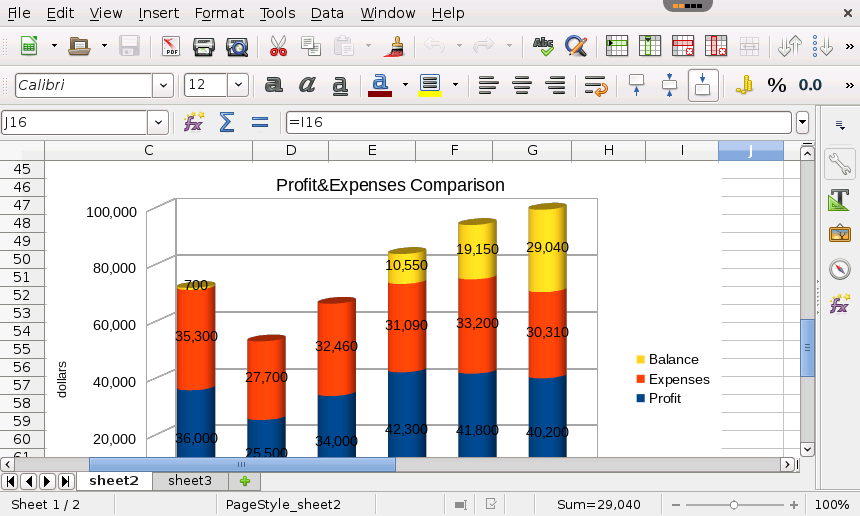 LibreOffice Calc – Remote on Your Android and iPad – Launch Online