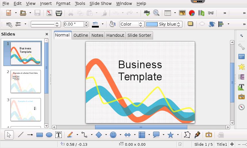 libreoffice impress – remote presentation maker, ipad presentation, Template Libreoffice Presentation, Presentation templates