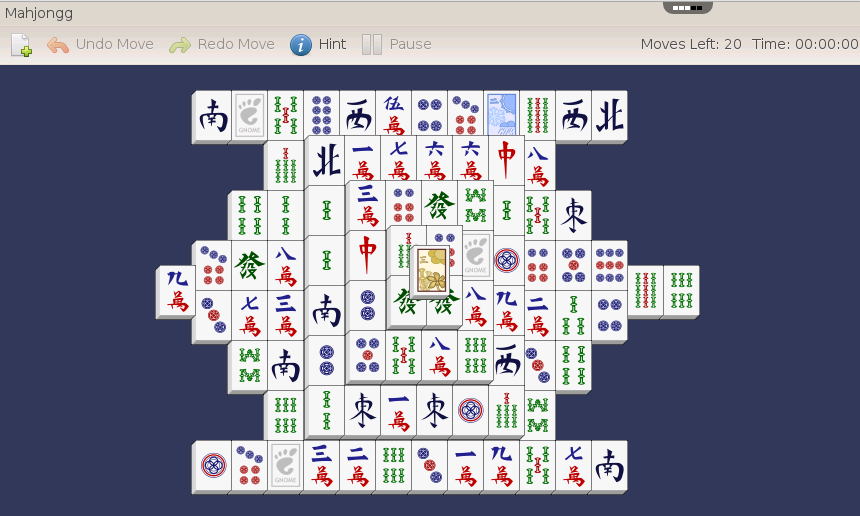 Mahjong Sued